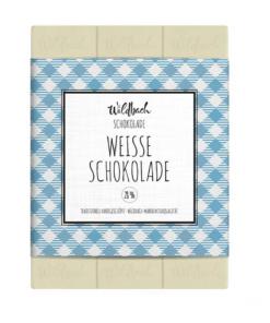 Weisse Schokolade von Wildbach