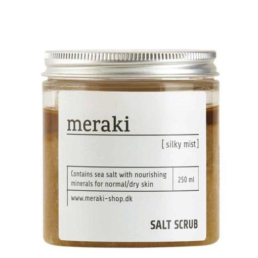 Salt scrub silky mist von Meraki