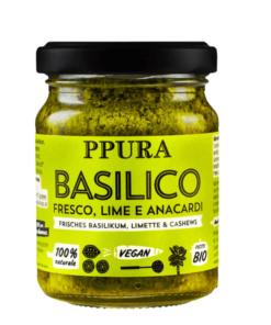 Pesto Basilico von Ppura