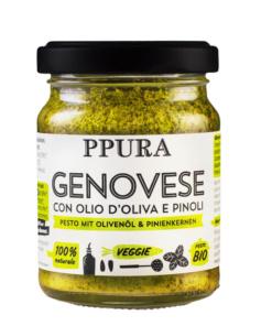 Pesto Genovese von Ppura