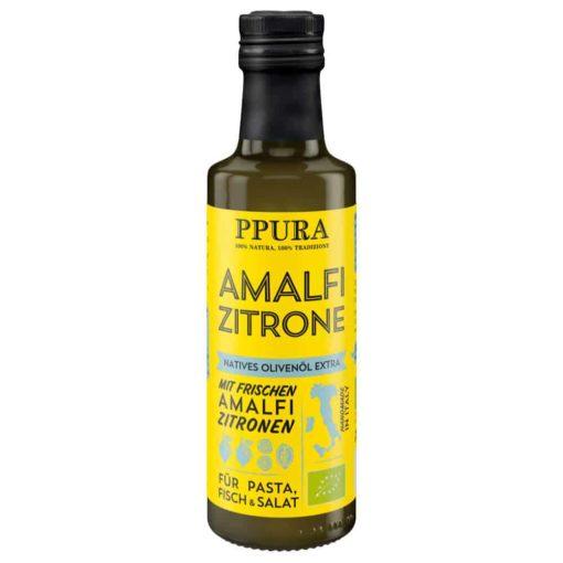 Olivenöl Amalfi Zitrone von Ppura