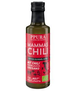 Olivenöl Mammas Chili von Ppura