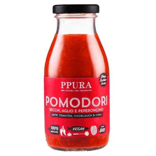 veganes Sugo Pomodori von Ppura