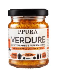 Pesto Verdure von Ppura