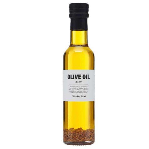 Olivenöl mit Zitronenschale von Nicolas Vahe
