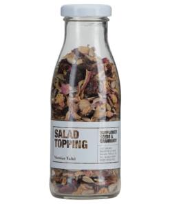 Salat Topping mit Sonnenbumenkernen und Cranberrys von Nicolas Vahe