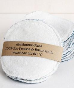 waschbare Abschmink-Pads von PlantBase
