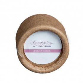 Lippenpflege Kokos von Plantbase
