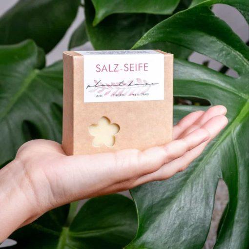 Salz-Seife von Plantbase