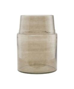 Vase, Airy, Grey, 10 Liters