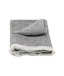 Towel, Latur, Grey melange