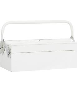 Toolbox, Tool, White
