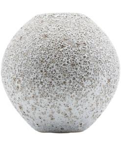Vase, Less, Light grey, Finish/Colour may vary