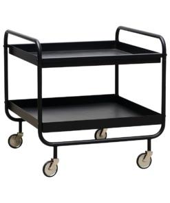 Trolley, Roll, Black