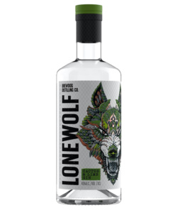 Lonewolf Cactus and Lime Gin von BrewDog