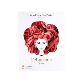 Fettuccine al vino, Italienische Good Hair Day Pasta von Greenomic