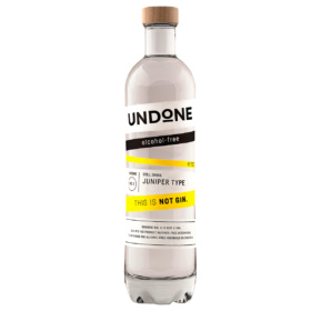 This is not Gin alkoholfrei von Undone