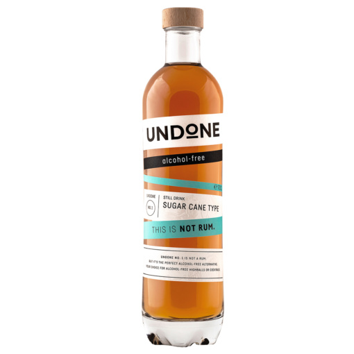 This is not Rum alkoholfrei von Undone