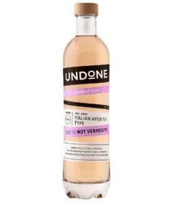 Not Vermouth Italian Aperitif alkoholfrei von Undone