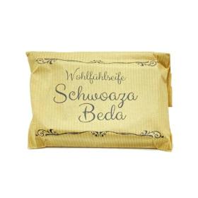Wohlfühlseife Schwoaza Beda von der Woidsiederei