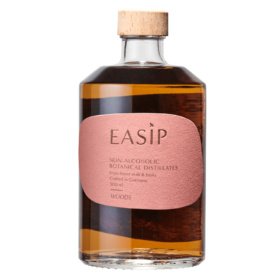 Easip Woods non alcoholic botanical destillates